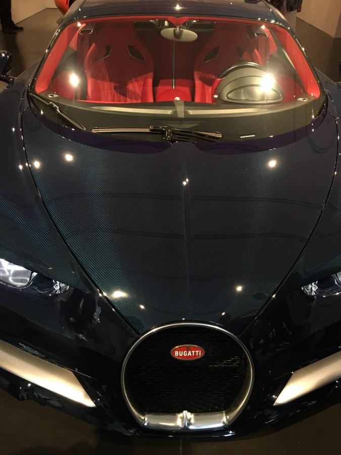 Phillips x Bugatti