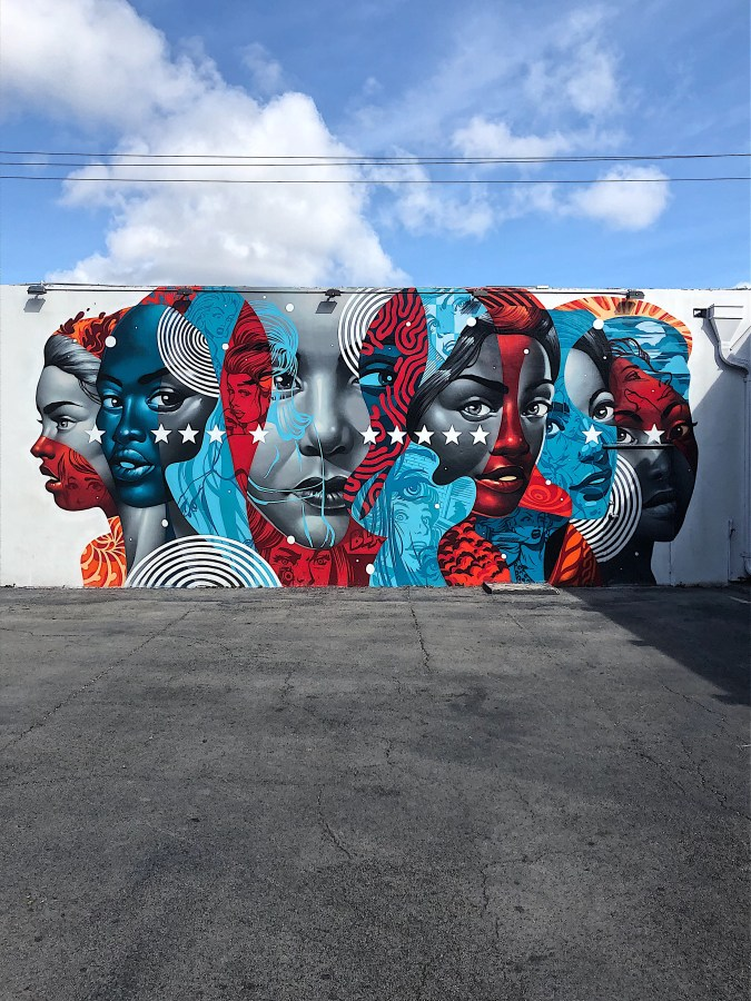 Miami Art Walk