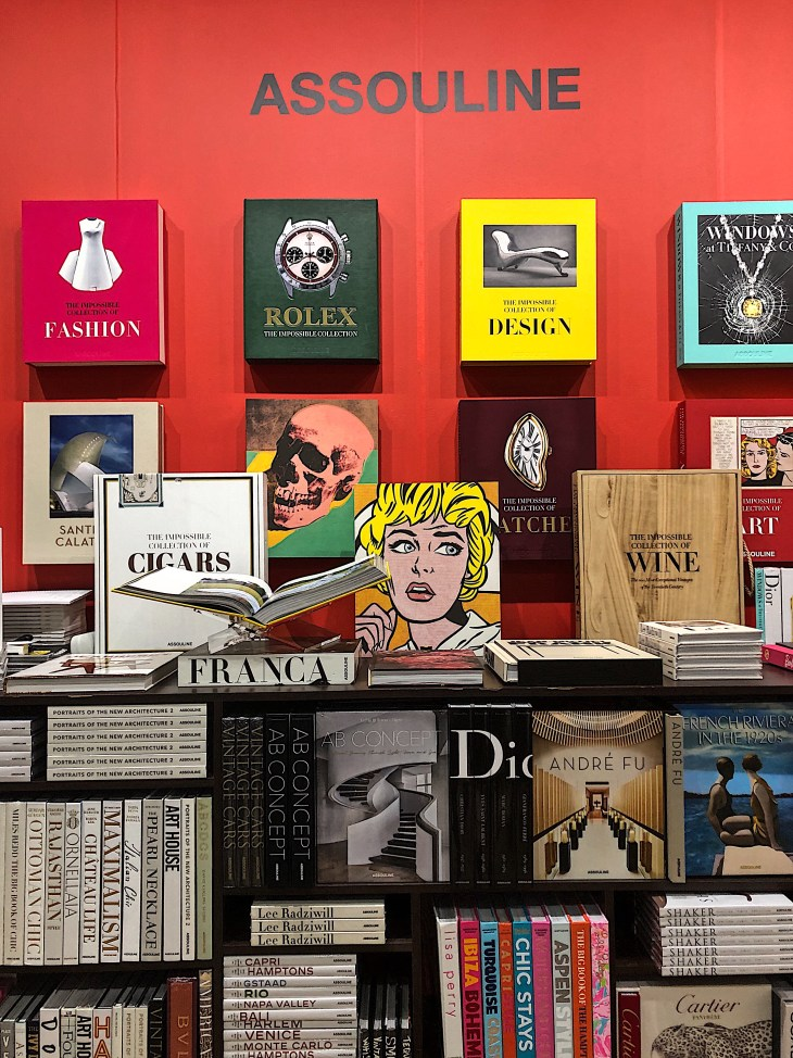Design and Style Report, image Architectural Digest Design Show, Assouline