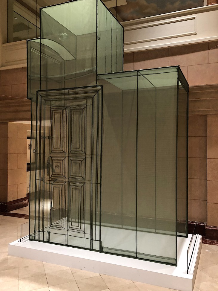 Design and Style Report, image Peninsula New York, Do Ho Suh
