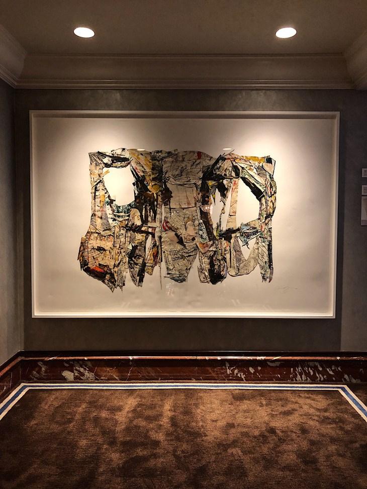 Design and Style Report, image Peninsula New York, Angel Otero