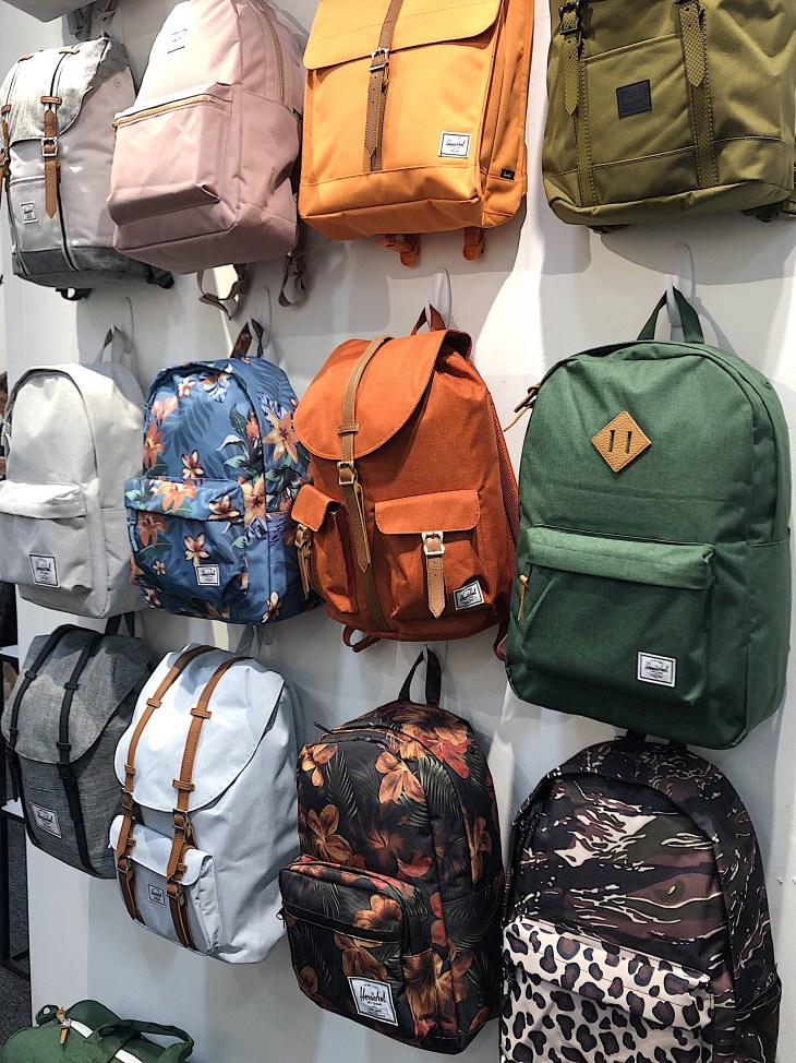 Design and Style Report image, Shoppe Object, Herschel Supply Company