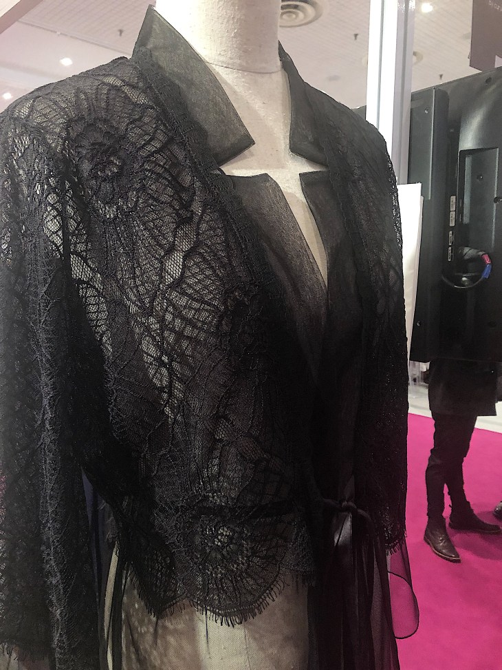 Design and Style Report image, Entos lace jacket