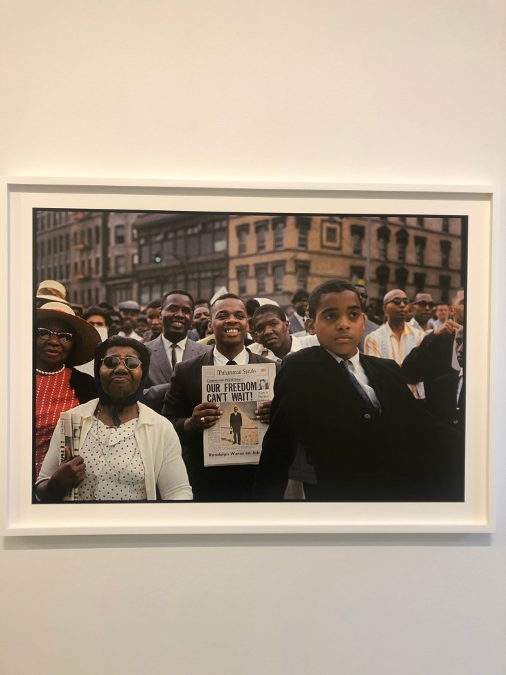 Design and Style Report image, Gordon Parks photography at Jack Shainman Gallery New York