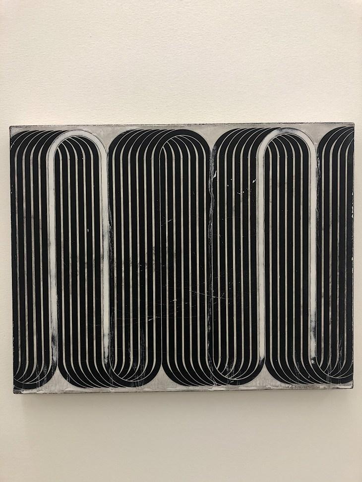 Design and Style Report image, Davide Balliano painting at Tina Kim Gallery NY