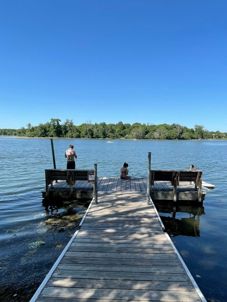 Design and Style Report image, Lake of the Isles view in Minnesota