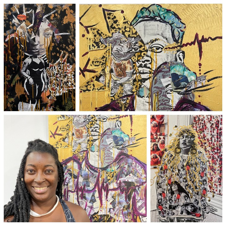 Design and Style Report image, The Other Art Fair Brooklyn, Saatchi Art, Ronim Art