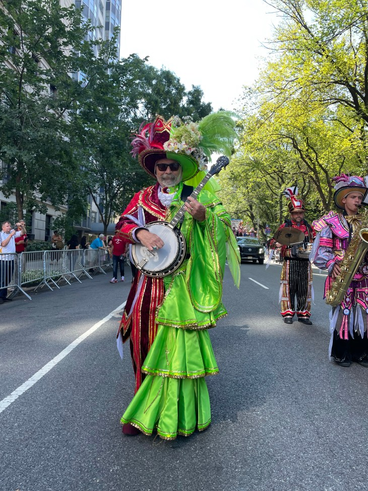 Design and Style Report image, German-American Steuben Parade 2021, NYC
