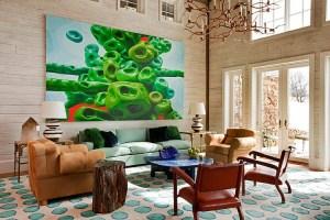 Designed by New York – based Frank de Biasi Interiors