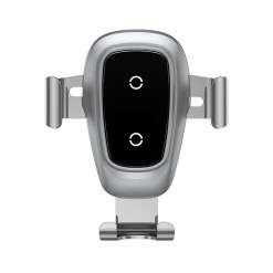 Baseus Trådlösa Laddare Gravity Bilhållare Till Smartphones