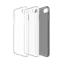 Just Mobile TENC - Unikt självläkande skal för iPhone 7 Plus och iPhone 8 Plus
