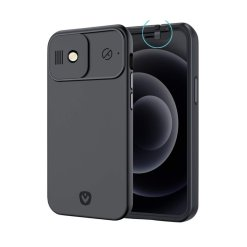 Valenta x Spy-Fy: iPhone 12 fodral med kameraskydd för fram och baksida