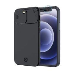 Valenta x Spy-Fy: iPhone 12 Pro Max fodral med kameraskydd för fram och baksida