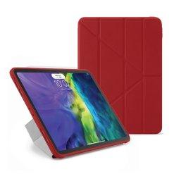 Pipetto iPad Pro 2020 11-tums TPU Origami-fodral - Röd