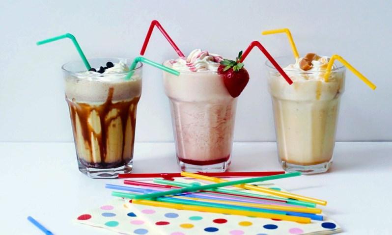 Classic American Milkshakes
