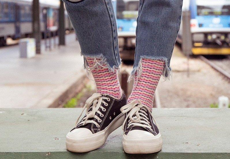 socks inbox barevné ponožky (3)