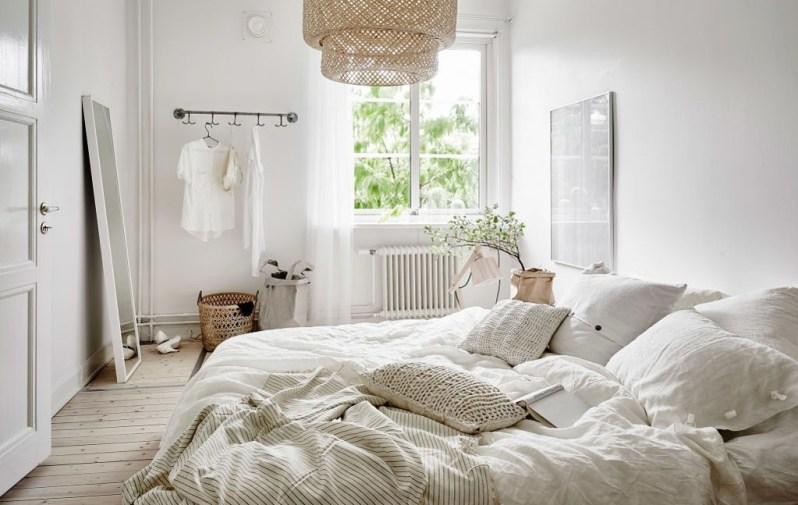 Scandinavian Style Bedroom bedroom light scandinavian style bedr
