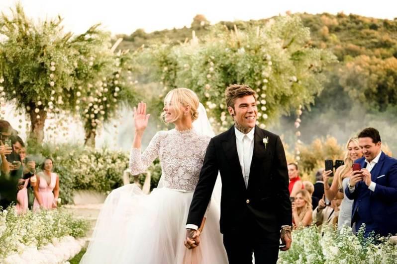 chaira svatební šaty dior