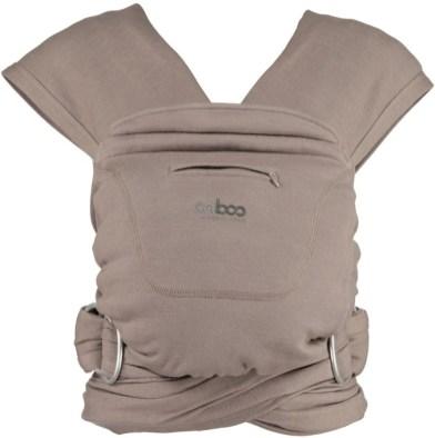 Caboo nosítko - kompromis mezi šátkem a nosítkem