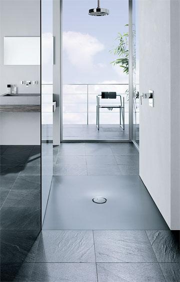Bettefloor shower surface international design awards for International decor surfaces