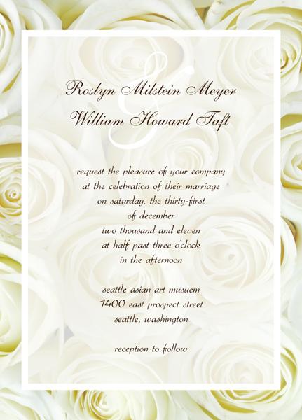 Free Wedding Invitation Cards Templates