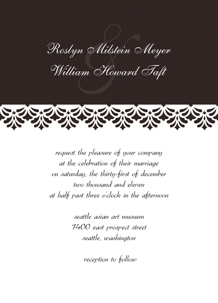 Lds Wedding Announcement