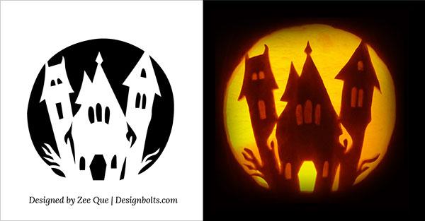 5 Easy Yet Simple Halloween Pumpkin Carving Patterns
