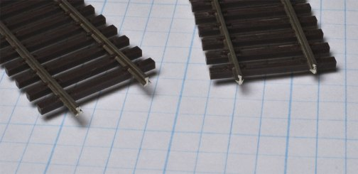 cut rail without prep