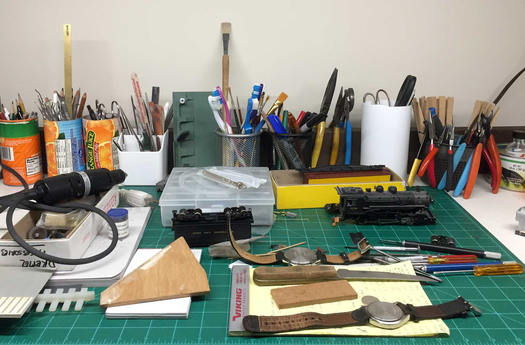 workbench lighting notes on designing building and operating