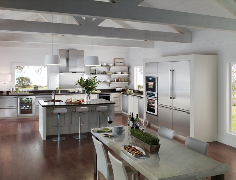 NJ Kitchen Remodeling With Thermador Appliances Design Build Planners