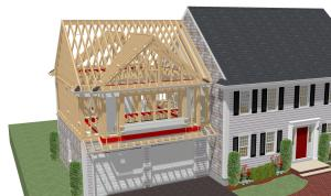 addition framing