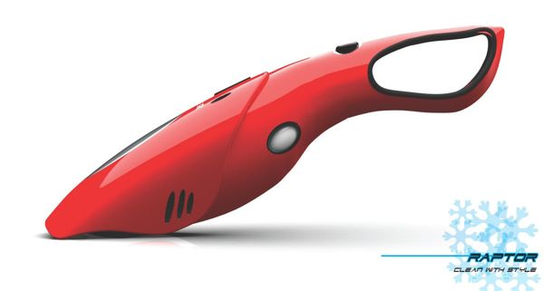 Raptor hand vacuum cleaner_01