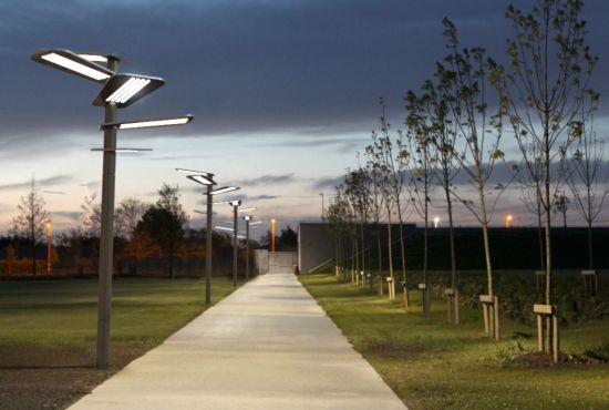 solar cell street lamp 02