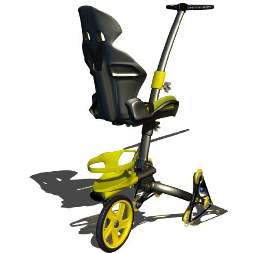 upstairs stroller  01
