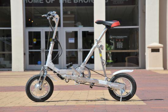 velomini electric foldable bike1