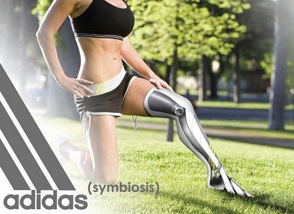 Adidas Symbiosis Prosthesis