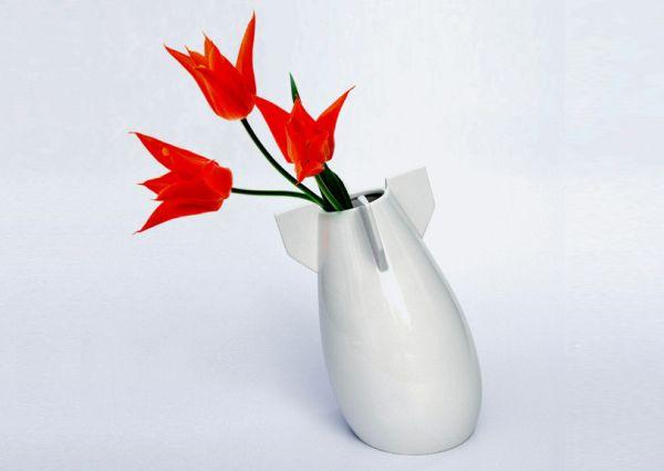 Bomb Vase
