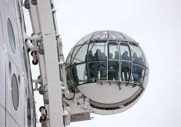SkyView, Ericsson, Globe
