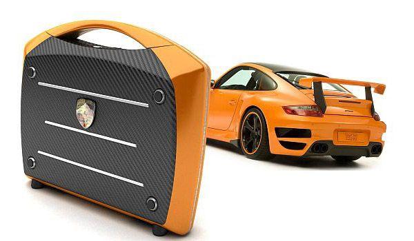 Carbon Fibre Briefcase