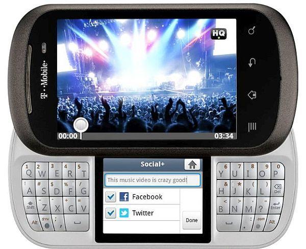 LG's Dual Screen Smartphone