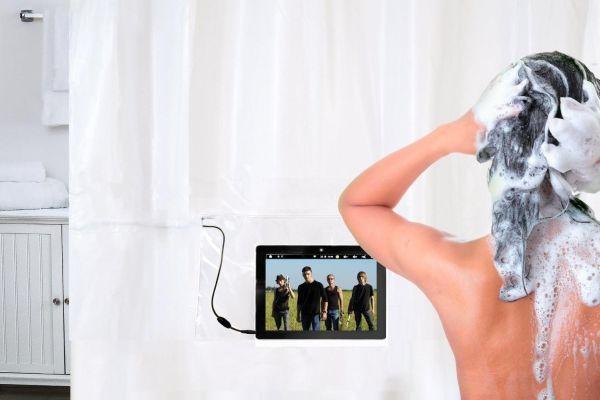 Curtain for iPad