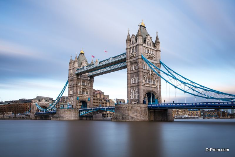 Tower Bridge- England