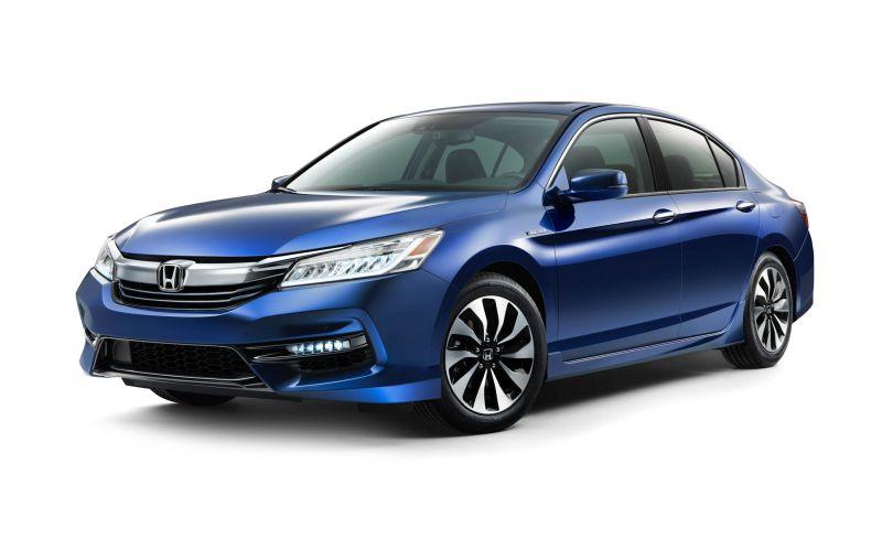 Honda Hybrid Accord