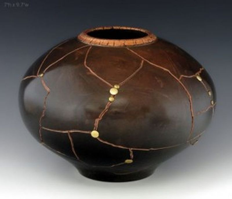 Japanese art of Kintsugi