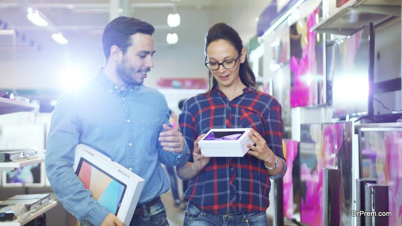 recognizing fake gadgets