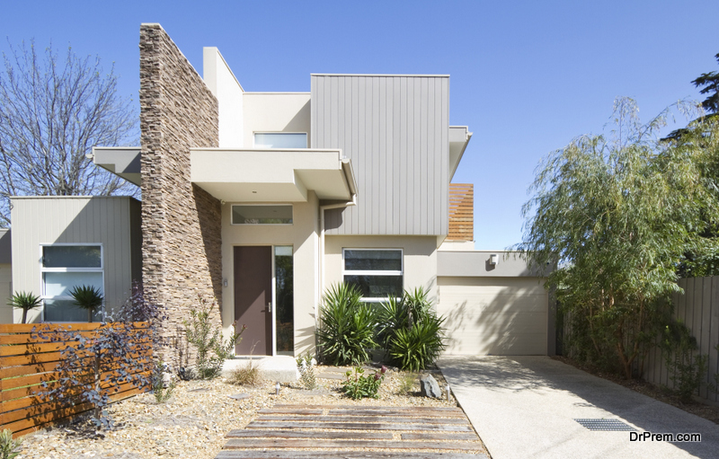 Improve the Exteriors of Your Family Home