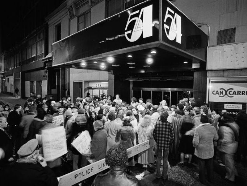 Studio 54 in New York