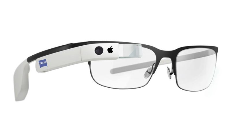 Apple AR glasses