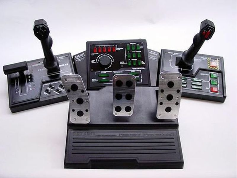 The Steel Battalion Controller