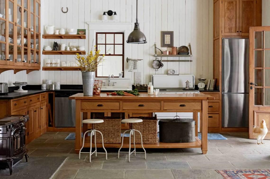 How to achieve modern country style interior design | Designbx